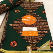 Chiganvy Atampa Fabrics- 6 Yards – 100% Cotton