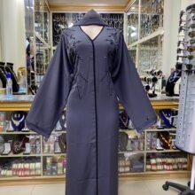 Arabian Latest Abaya (M) / (L): Black