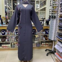 Arabian Latest Abaya (M) / (L): Gray