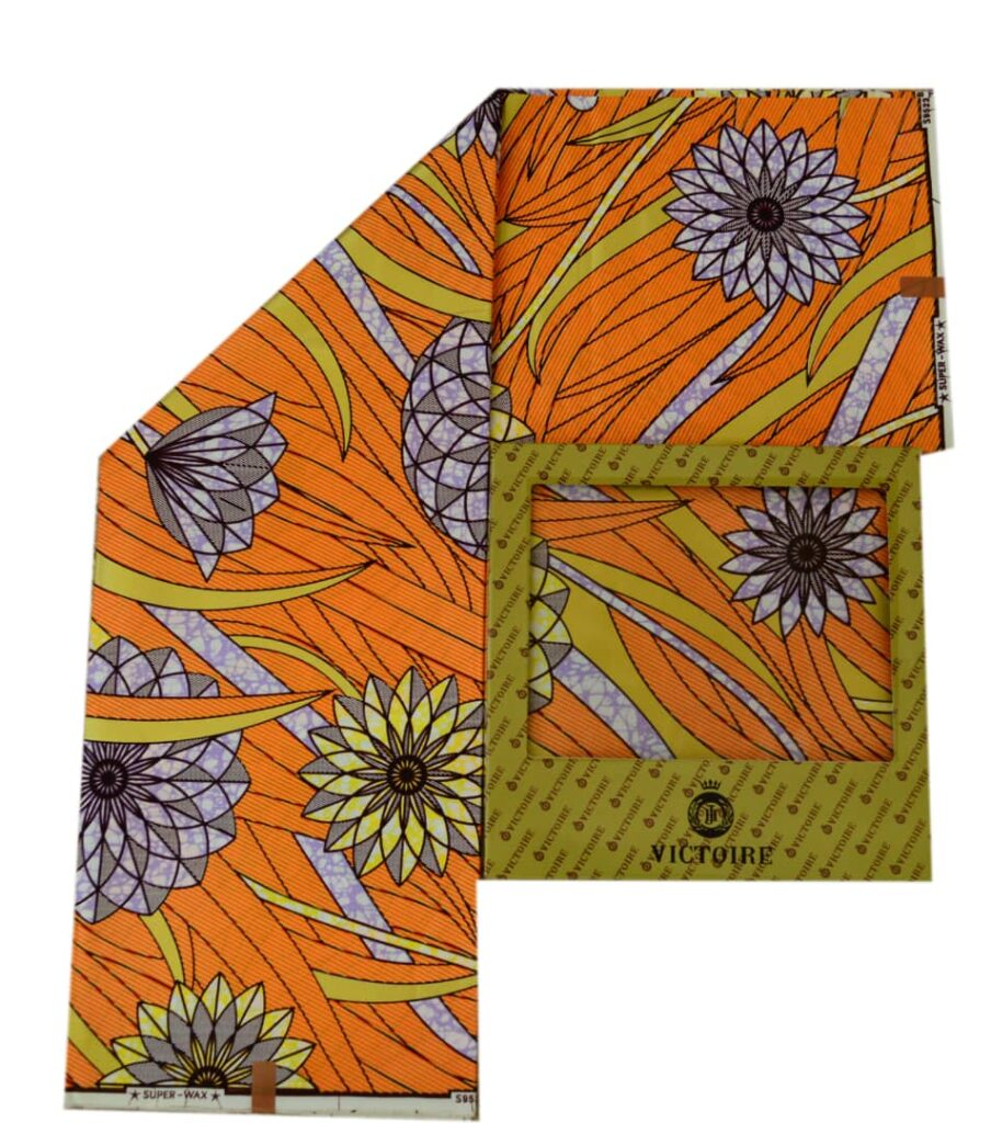 Victoire Holland Atampa 6 Yards – 100% – Cotton Affordable Price