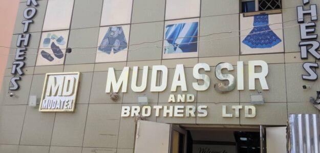 Mudatex Katsina Branch